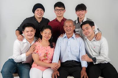 Kean Loon Family