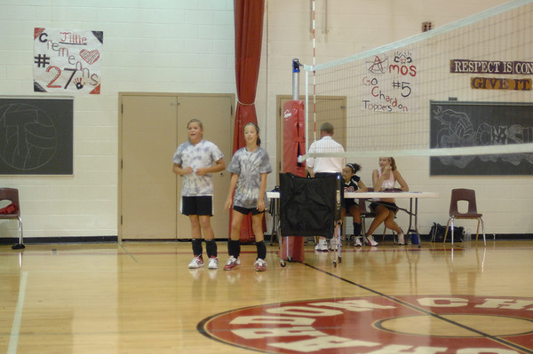 CMS Volleyball 8th Grade
