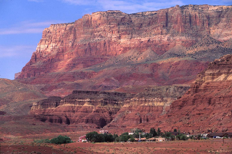 Ciff Dwellers Lodge next to Vermillion Cliffs National Monument.jpg