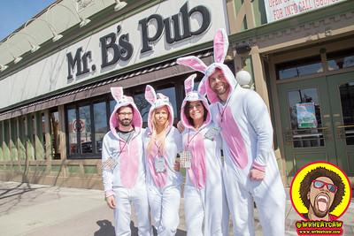 Bunny Bar Hop 03-26-2016 by MetroTimes