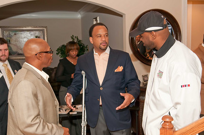Ken Lewis Fundraiser Hosted by Herb & Felicia Gray 3-26-10 by Jon Strayhorn