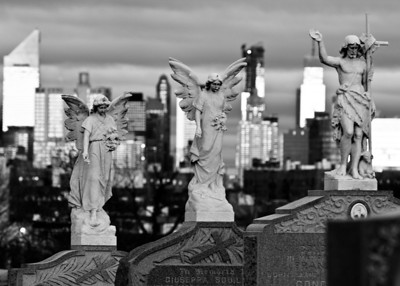 NYC Cemetary