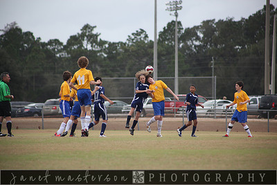just added - WSC Premier Soccer U14 Eagles - 1-16 and 17-10 Ormond Beach