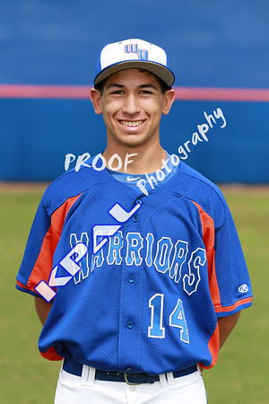 Baseball Team Photos 2014