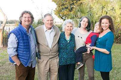 Beryl Carter's 80th Birthday Celebration