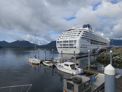 June 2013: To Alaska Aboard the Norwegian Sun