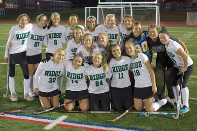 2018 - Ridge Girls' Field Hockey