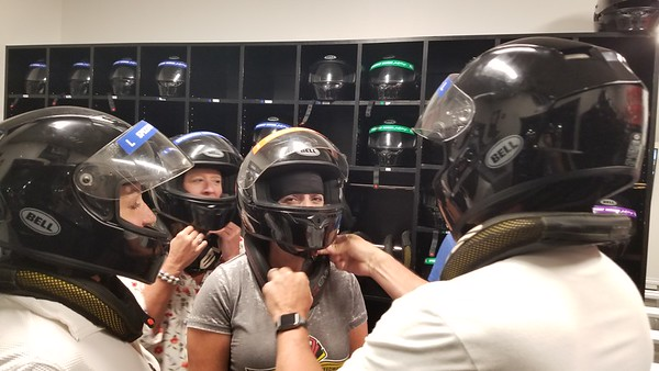 Sales Team Event - Speedway Indoor Karting
