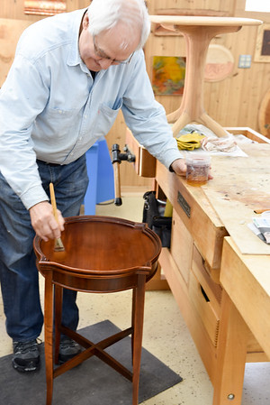 Furniture Restoration, Repair & Refinishing with Kohanek [2017]