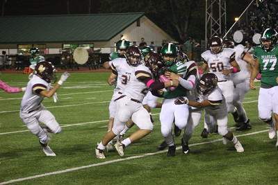 Devine VArsity Football vs Pearsall Oct 25