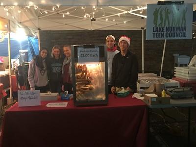 Lake Norman Teen Council - Christmas in Davidson