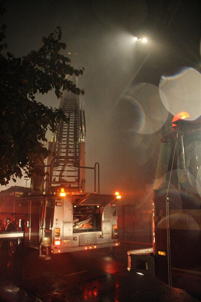 October 19, 2011 - 3rd Alarm - 295 George St.