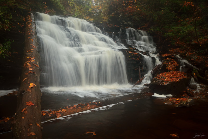 Mohican Falls at Ricketts Glen, PA