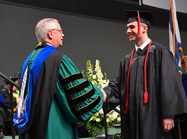 Commencement-May 2017- Rick Haye