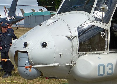 RNZAF Seasprite SH-2G