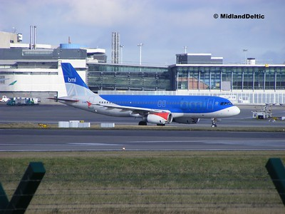 Dublin Airport (Aircraft), 16-02-2010