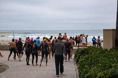 LJCSC 2017 Pier to Cove 1.5 Mile Swim
