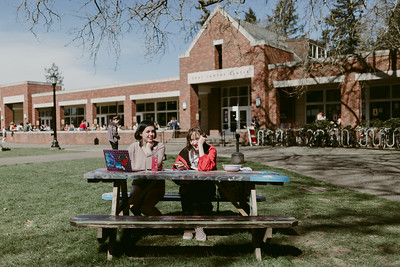 Spring on Campus: March 2019