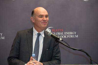 2014 Global Energy Forum Press Event