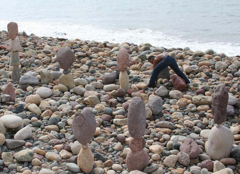 Balancing boulders for fun (and profit?)