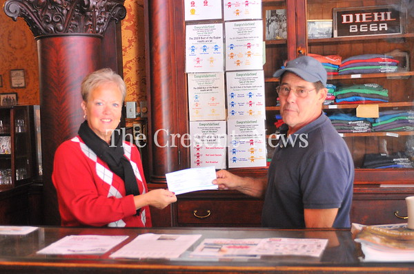 10-14-19 NEWS Kissner Donation to Ravens