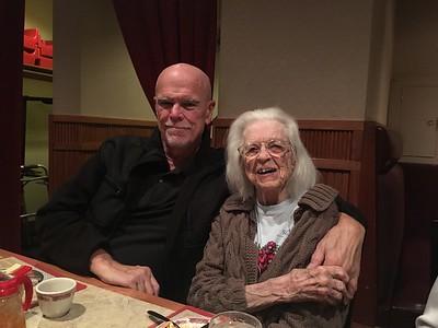 Char's 95th Birthday