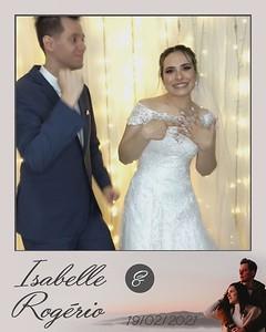 Isabelle e Rogerio gif