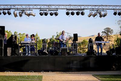 Joe Sherino Band Concert 7-18-2015 (Sabrina Barton)