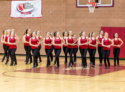 Timpview GBBall Halftime 2014