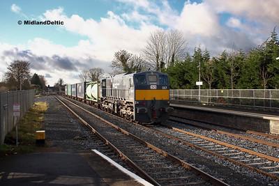 Kildare / Portlaoise (Rail), 03-12-2018