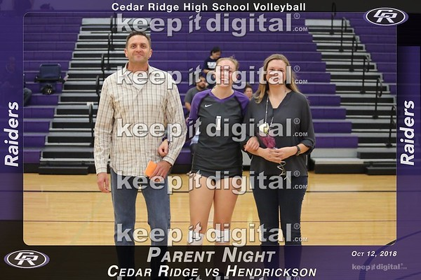 10_12_18 CR vs Hend Parent Night with Overlay (Digital Only)