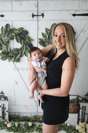 Michelle & Baby