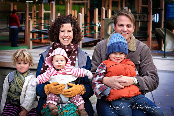 Jeremy Family Photo