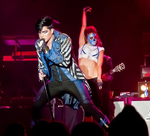 Adam Lambert, Musikfest, Bethlehem, PA