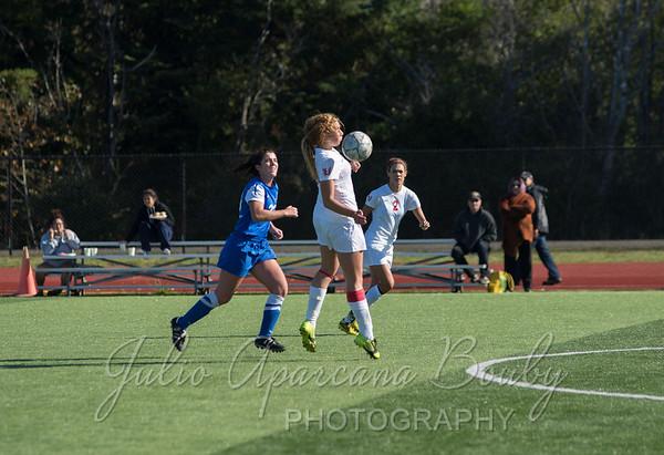 131026 SWOCC Women Soccer vs Lane CC