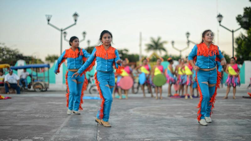 Temax Dancers