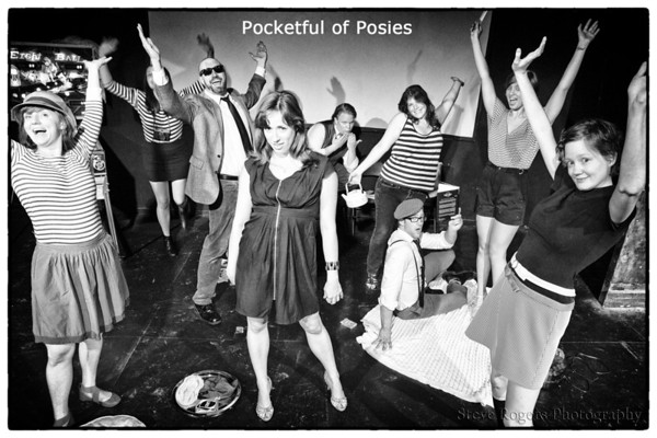 Pocketful of Posies July 27, 2012