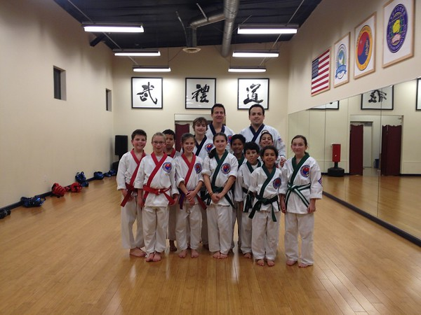 Mr Hayes visits from Quest Martial Arts (CT)