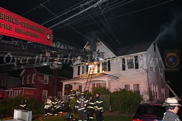 Lawrence-Cedarhurst House Fire 08/04/2021