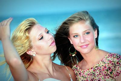 Hannah & Zoe Myrtle Beach