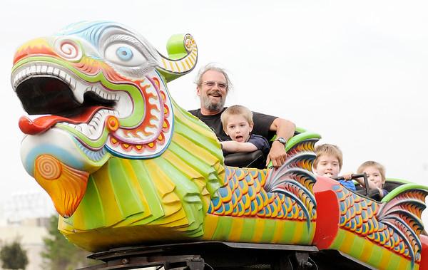 7/2/15 Hoosier Park carnival