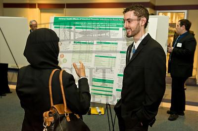 13576 Center for Global Health Graduate Reception, Delta Omega Induction 5-2-14
