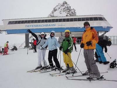2012 April - Ski in Solden