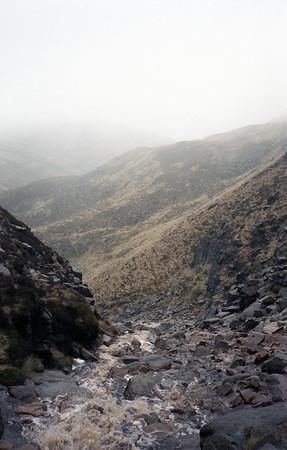 1999-03-23 Venture's Kinder Scout Hike