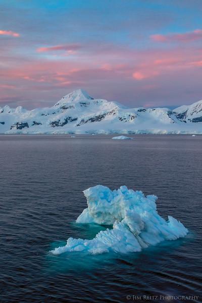 Antarctic Twilight