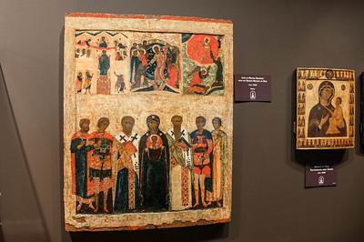 Russian Icon Museum, Clinton,MA