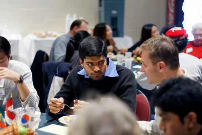 International Thanksgiving at Tab Chruch: Nov. 2008