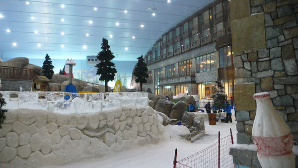 Gome Santa's Village