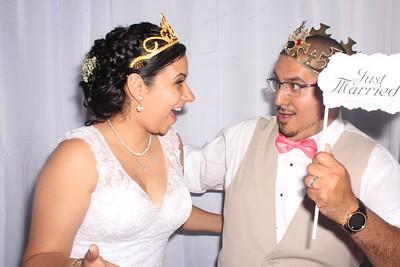 Christina and Nico's Wedding Photo Booth