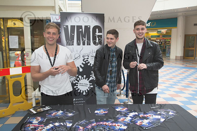 VMG At The Trinity, Burton